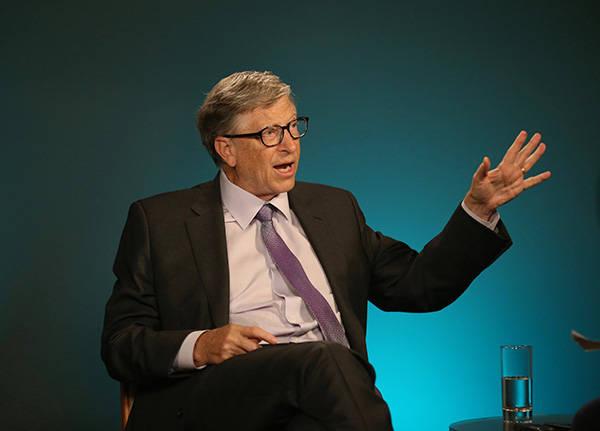 比尔·盖茨:疫情期间停止向世卫组织提供资金,这很危险