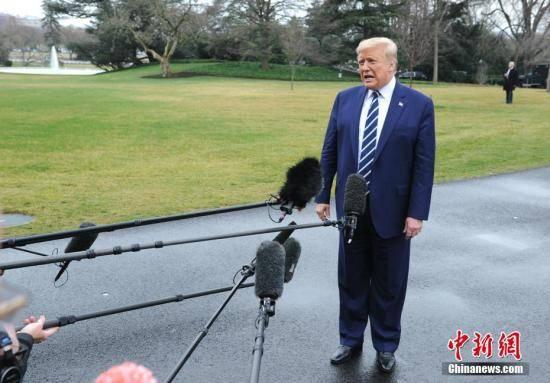 外媒:特朗普宣布美国将停止资助世卫组织