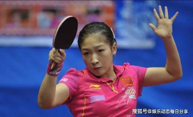 是谁给了刘诗雯冲击大满贯的动力和勇气?是她