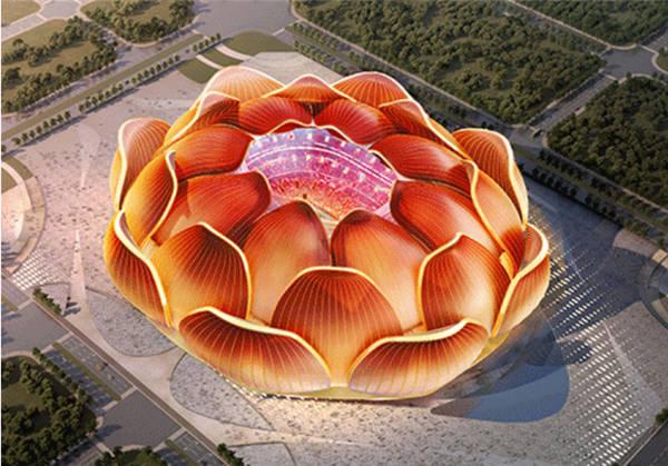 恒大新球场剑指世界第一 计划2022年竣工也有提前