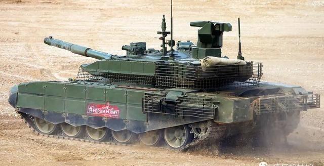 最近俄军列装的新型主战坦克,几乎没有弱点,它到底有多厉害!