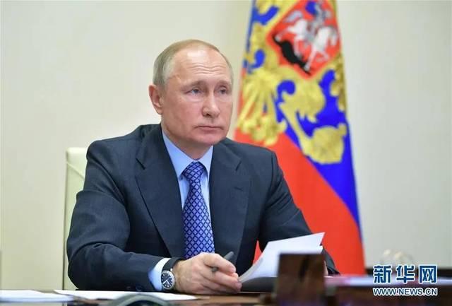 """俄罗斯战疫:莫斯科""""准封城"""" 普京考虑动用国防力量"""