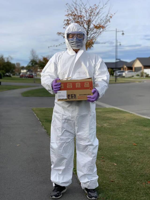 """疫情下,""""无接触配送""""在新西兰悄然兴起"""