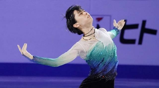 日本奥委会开启公益活动 羽生结弦呼吁减少外出