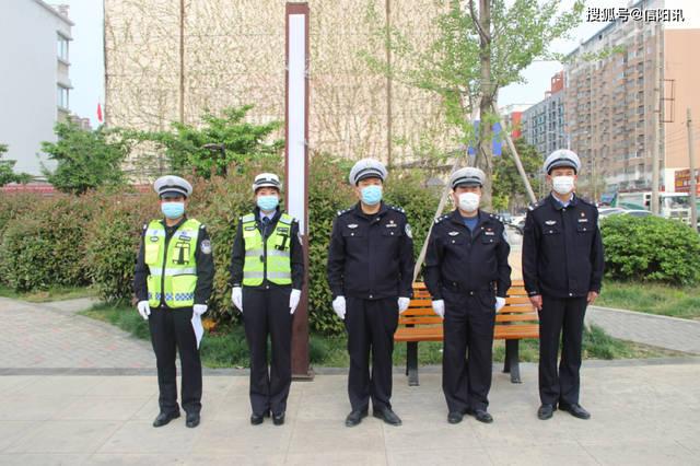息县交警大队持续开展2020年度练兵教育培训活动
