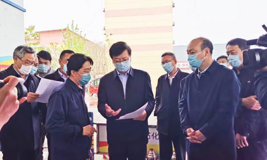 山东:省中央环保督察队现场督战成品油监管工
