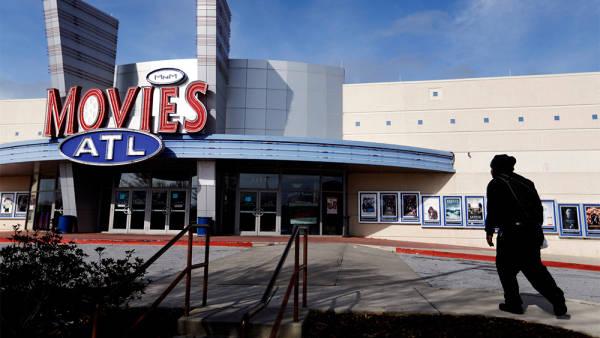 美国佐治亚州宣布允许电影院4月27日重新开放