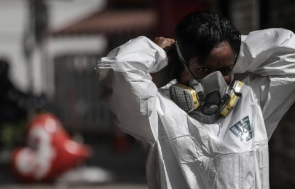 巴西新冠确诊病例超4万例,圣保罗州准备5月中旬