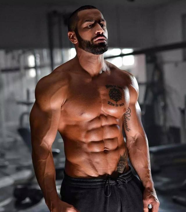 中国肌肉男和美国肌肉男相比 两者之间有何差距?