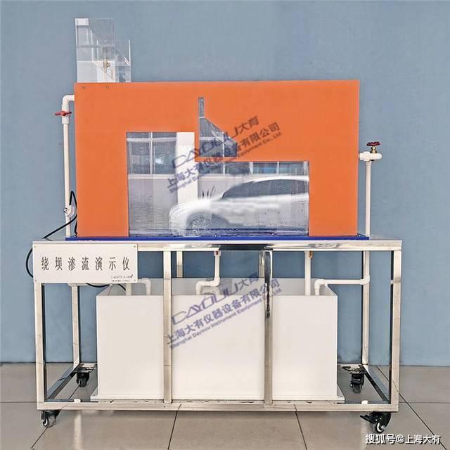 DYS146 单帷幕绕坝渗流演示仪 上海大有仪器设备