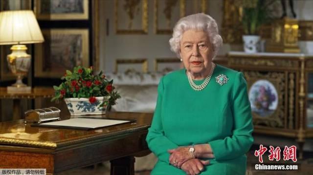 英女王伊丽莎白二世迎来94岁生日 取消传统庆祝活动