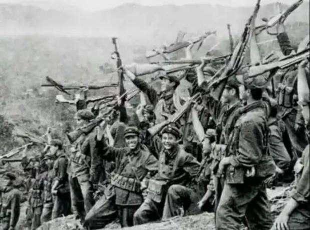 中越战争最大失误 驻扎在边境的越南部队幸运地成了漏网之鱼 一举突入广西境内