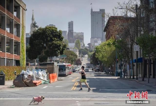 旧金山湾区开始强制执行公共场所佩戴口罩的命令