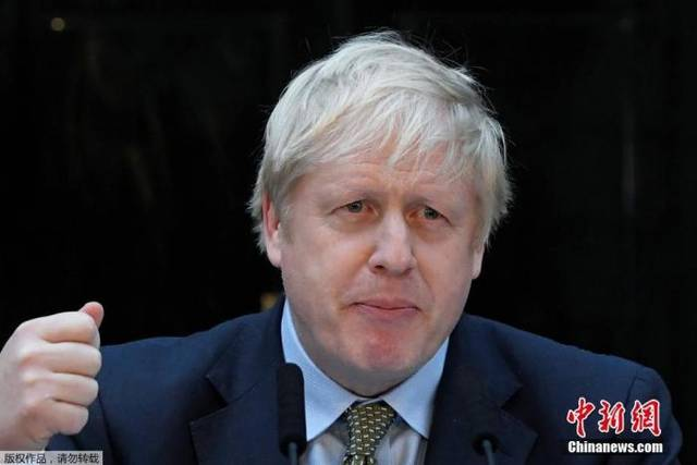 英首相约翰逊将很快回归工作?英媒:最快或下