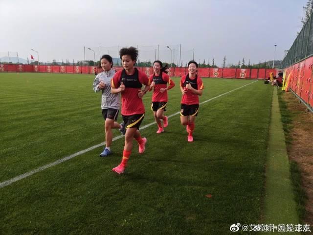 中国女足结束在苏州集训 国脚已返回各自俱乐部