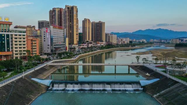广东翁源:绿色发展风景好