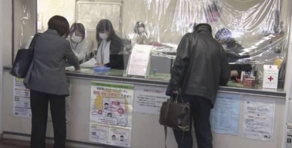 日本暴发新冠肺炎集体感染 大津市政厅关闭