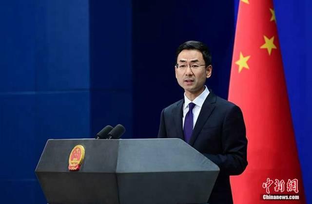 美官员指责中国试剂盒有问题 中方:此人一贯谎