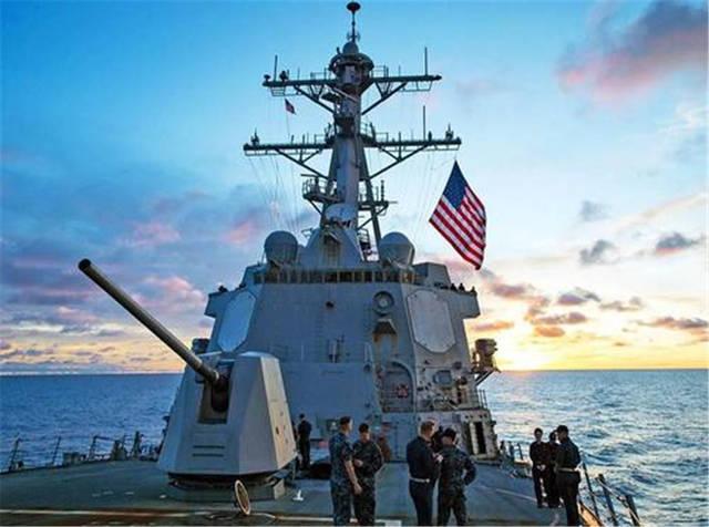 22国百艘军舰齐聚加勒比海,白宫要借缉毒动武,