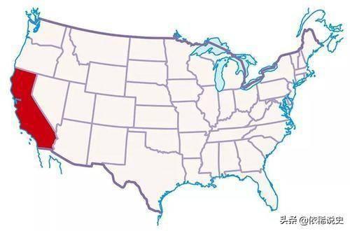 <strong>如果加州举行独立公投,其他州纷纷效仿,美国</strong>
