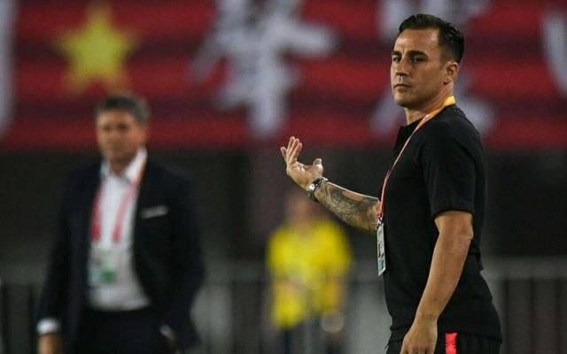 卡帅:中国足球在成长 现在所有的努力为执教皇