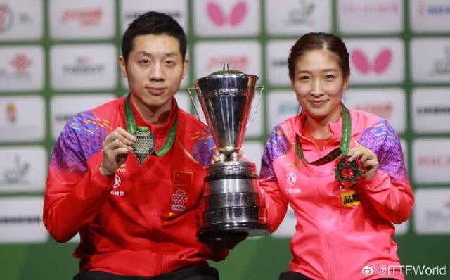 中国队世乒赛包揽5冠1年了!刘诗雯轰2个11