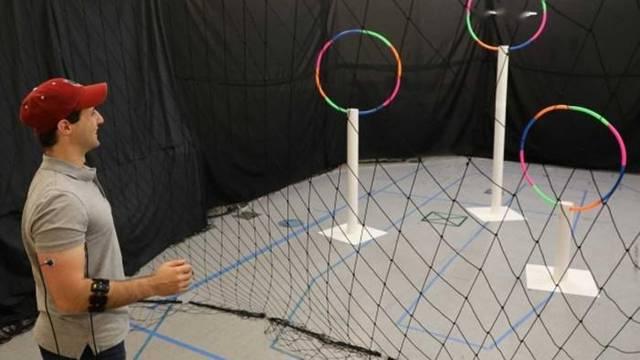 麻省理工学院开发系统 使用肌肉信号控制无人机