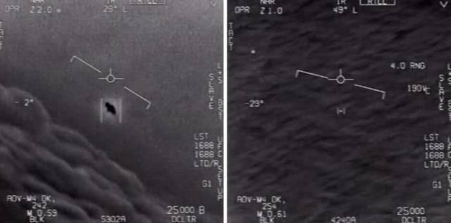 美军首次确认不明飞行物,速度奇快无法拦截,