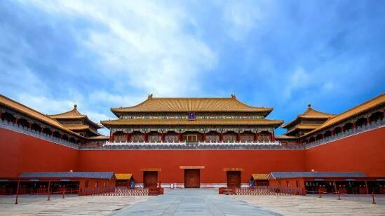 故宫博物院自5月1日起开放