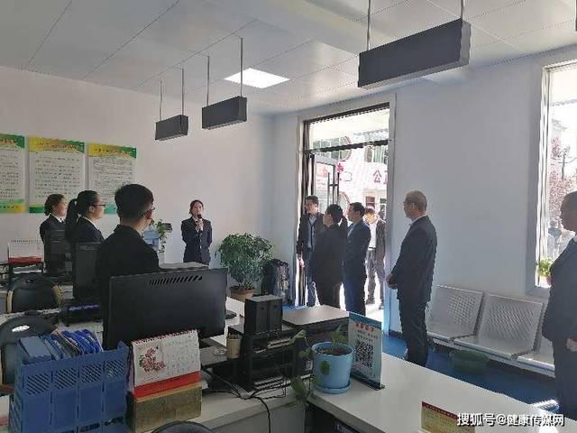宜君县举行棋盘镇财政所挂牌剪影仪式