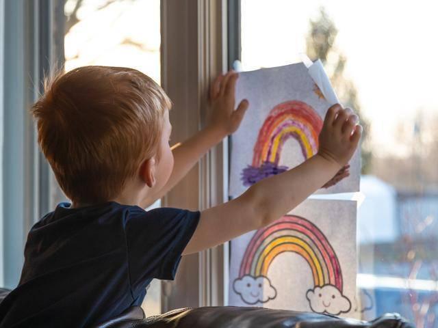 美国3名儿童患上罕见新冠肺炎并发症1人病危最