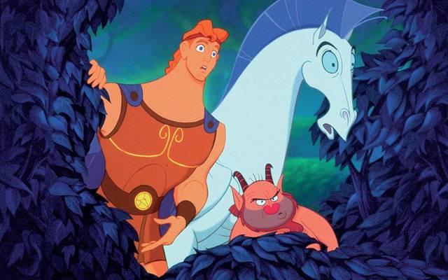 迪士尼动画《大力士》将拍真人电影,罗素兄弟