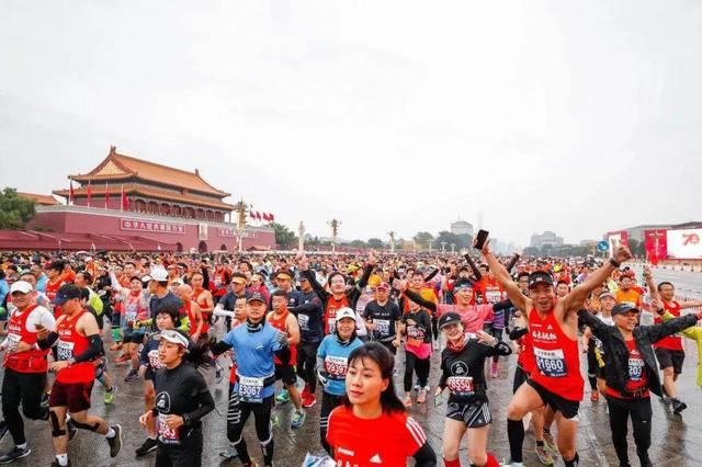2019中国马拉松报告:1828场比赛712万人次参赛,浙