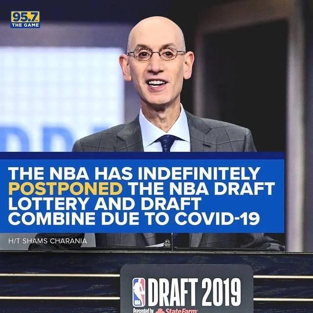 肖华最后的挣扎!NBA拒绝取消本赛季!勇士的状