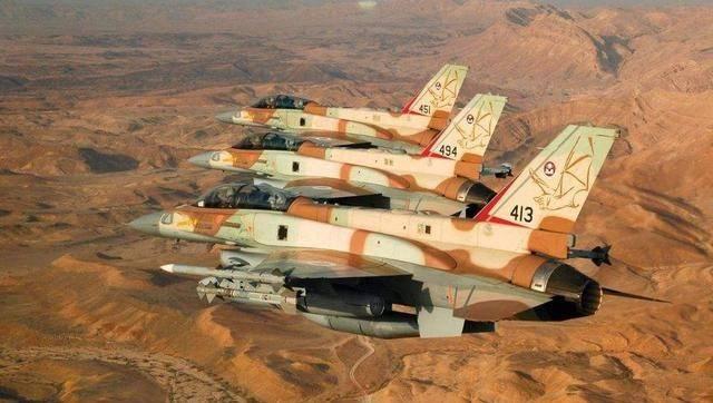 以色列连续发动突袭,数枚导弹落向敏感区域,