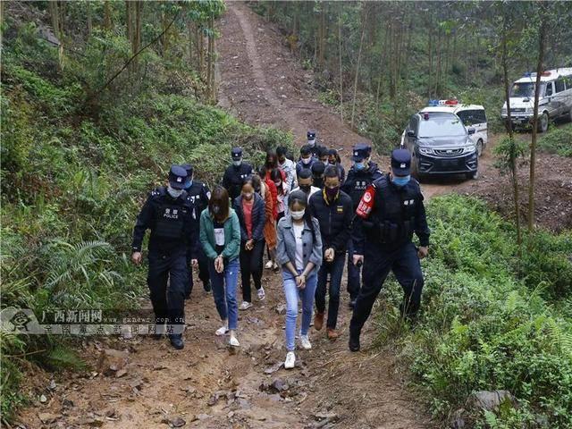 疫情期间运送11人非法入境 崇左边境首起偷渡刑