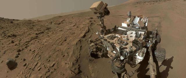 火星爆发超强沙尘暴!覆盖面积相当于半个美国,高度达80公里