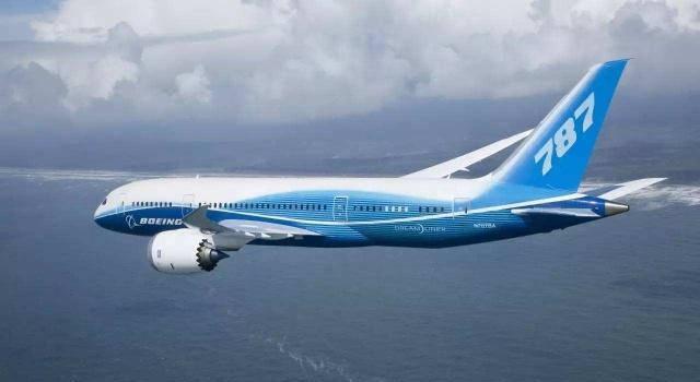 北京到美国的客机,途径太平洋才是最近的距离