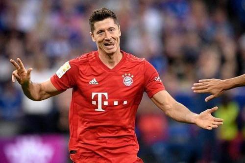 德甲十大球星:莱万领拜仁5星 哈兰德维尔纳上榜
