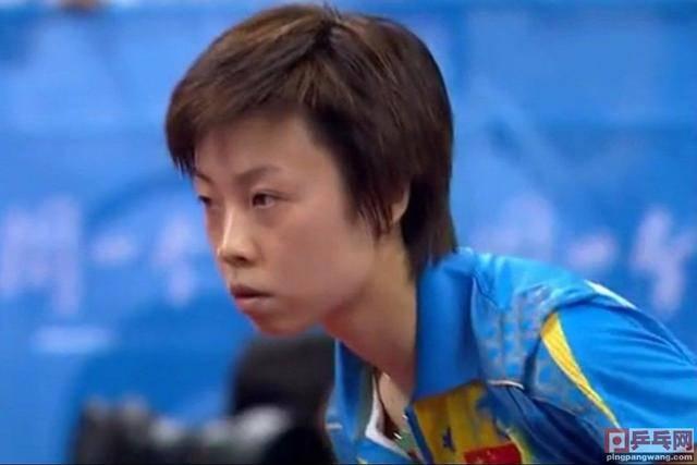 <strong>经典回顾,北京奥运会,张怡宁4局10平后2分险胜</strong>