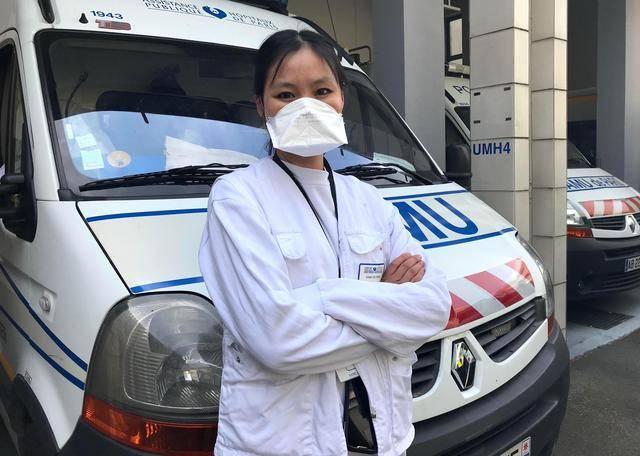 为爱前行——记法国抗疫一线的华人医生