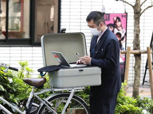 """日本""""得来速""""花店母亲节生意火"""