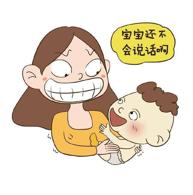 孩子说话不清楚就一定是舌头的问题吗?家长配合做好必须的训练