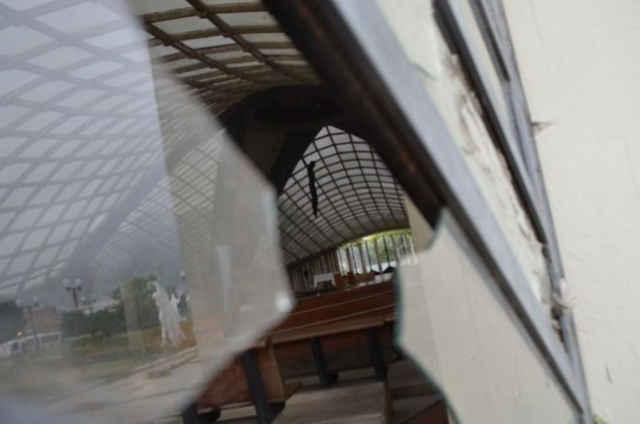 委内瑞拉的教堂在隔离期间遭到盗窃