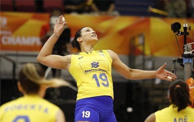 <strong>巴西女排重炮展望东京奥运!梦想是奖牌,还希</strong>