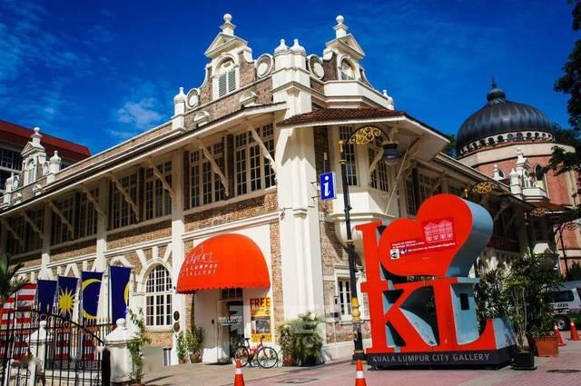 世锦赛记忆中的那些年、那些城:吉隆坡穿行赤